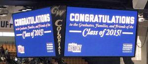 GWU-Congratulations